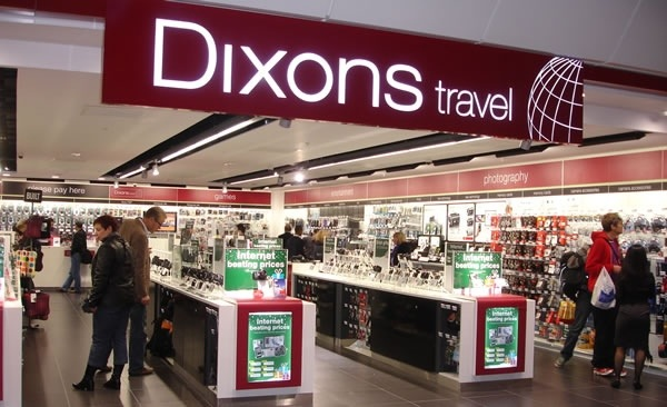 Dixons opens new concept travel store at Heathrow Terminal 5