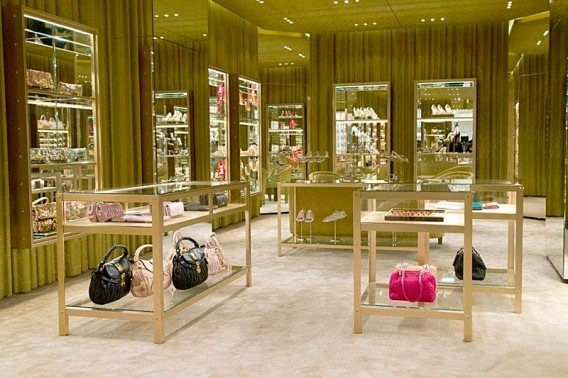 03161f564007 Miu Miu opens third store in Beijing