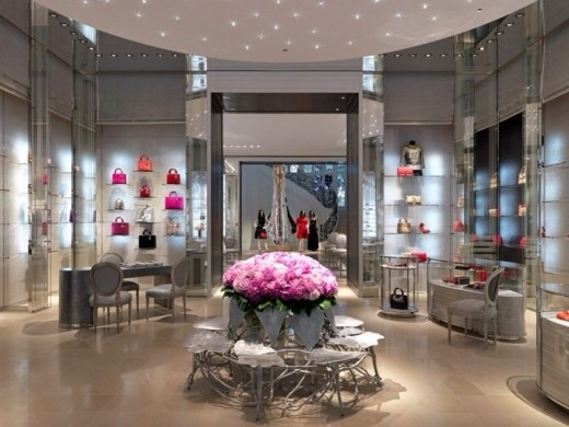 Dior Opens Three Renovated Stores In North America
