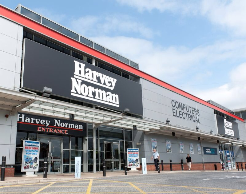 Harvey Norman Unveil State Of The Art Showroom In Flagship