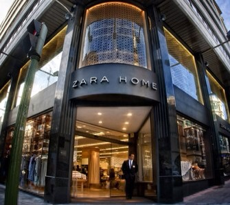 Zara owner Inditex announces 20% profit hike
