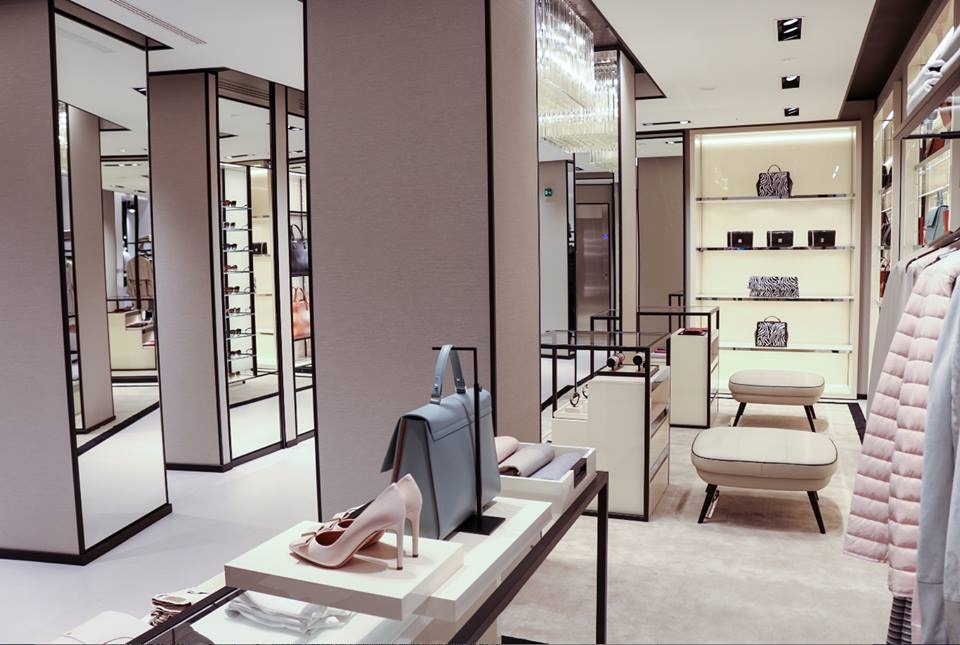 Hugo Boss Opens New Store In Florence