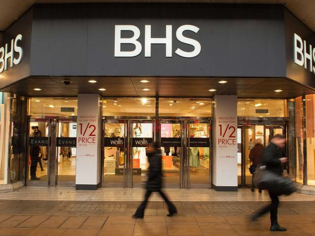 BHS administration: 'Imminent bankruptcy' puts 11,000 jobs at risk