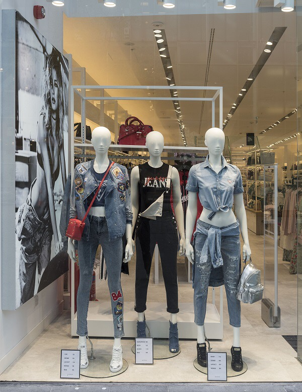 7218521531a Guess opens biggest UK store outside London at Liverpool One ...
